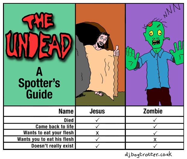 Undead Cartoon