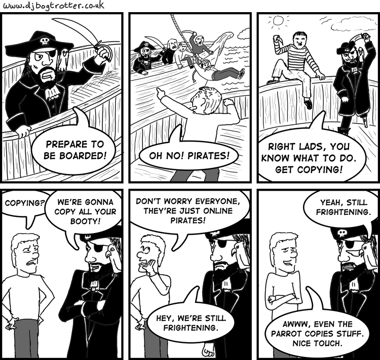 Funny Image Arcive---- 56K warning 2009-09-18-Pirate-Attack
